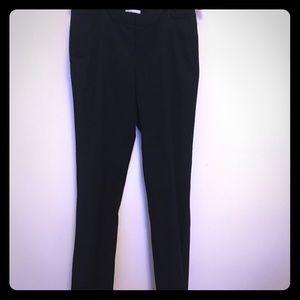 Calvin Klein black trousers W 8